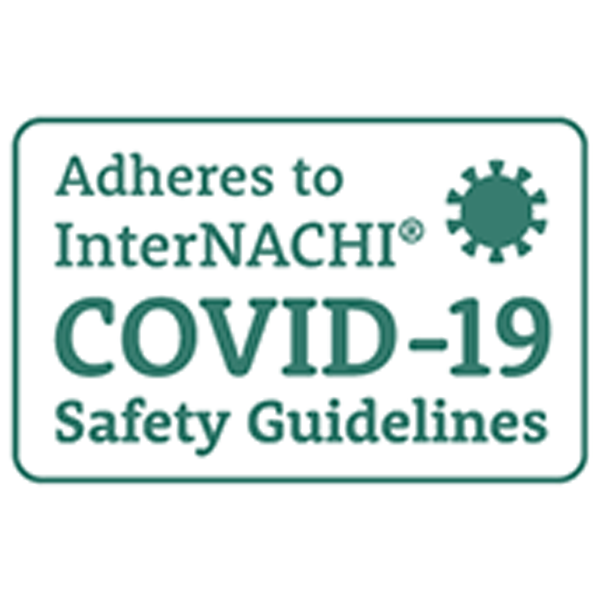 Covid Safe Logo - Internachi Certified Smith Inspection Services