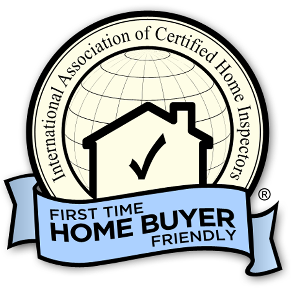 First Time Homebuyer Friendly Logo - Internachi Certified Smith Inspection Services
